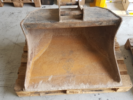 Used - GB04 Grading Bucket 1000mm Wide, 200L Capacity with S40 bracket