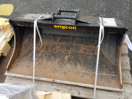 Used - GB03 Grading Bucket 1100mm Wide, 150L Capacity with S40 bracket